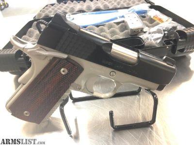 For Sale: Kimber Custom 45 ACP