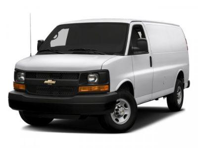 2016 Chevrolet Express Cargo Van Work Van (Summit White)