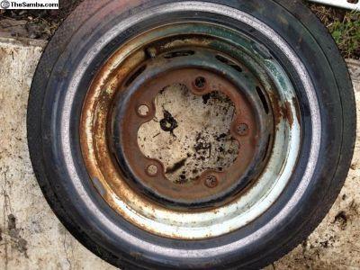 wheel 66-67 beetle