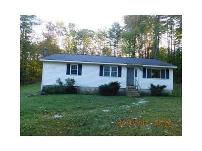 3 Bed 2 Bath Foreclosure Property in West Rutland, VT 05777 - Walker Mountain Rd