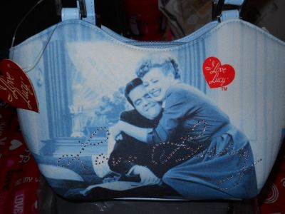 "New ""I Love Lucy"" Purse"