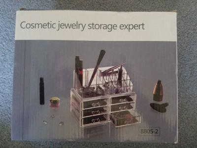 Jewelry / make up storage