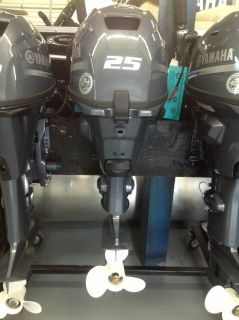 2019 Yamaha F25SMHC 4-Stroke Outboard Motors Hutchinson, MN