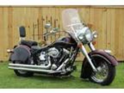 2000 Indian Chief 1442 Burgendy and Black