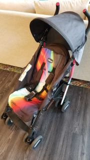 Chicco Echo Stroller in Pixie print