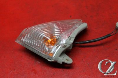 Purchase V 05 06 KAWASAKI ZX636 ZX636R NINJA FRONT LEFT TURN SIGNAL INDICATOR OEM motorcycle in Ormond Beach, Florida, United States, for US $6.29