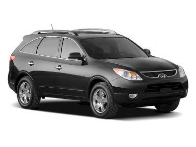 2009 Hyundai Veracruz GLS (Liquid Silver)