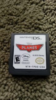 Nintendo DS game Disney Planes. Works perfectly