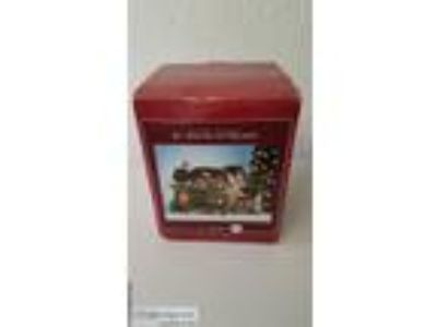 Saint Nicholas square christmas miniature house decoration