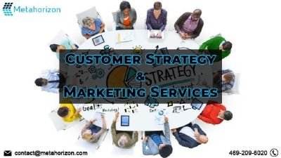 Customer Strategy & Marketing Services