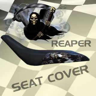 Sell Kawasaki KFX700 Reaper Seat Cover #jkud18723 pls10733 motorcycle in Milwaukee, Wisconsin, United States, for US $39.99