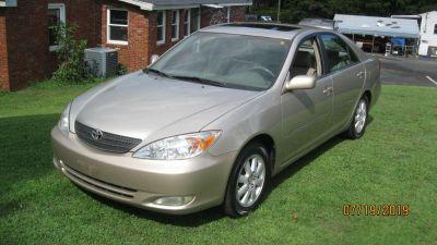 2004 Toyota Camry LE V6 (BGE)