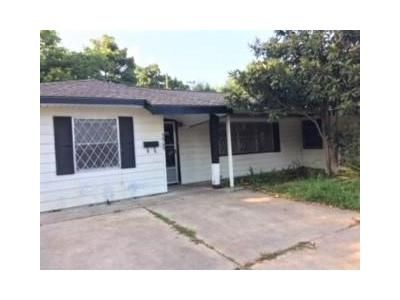 2 Bed 2 Bath Foreclosure Property in Houston, TX 77033 - Southlea St