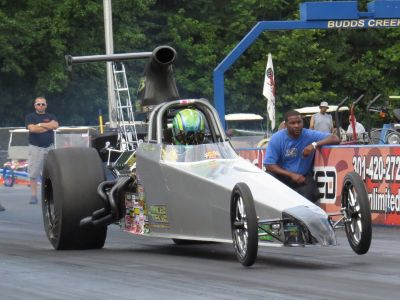 2017 Racetech Dragster