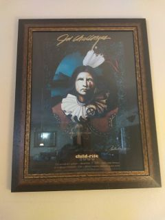 Native American framed art
