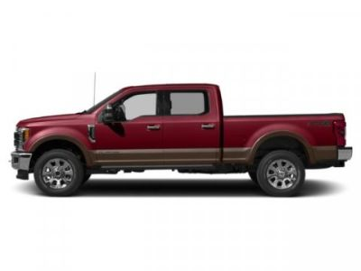 2019 Ford RSX King Ranch (Ruby Red Metallic Tinted Clearcoat)
