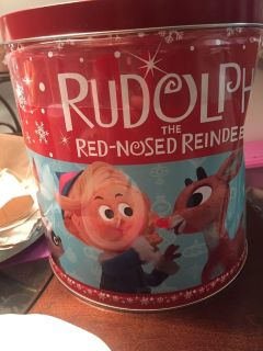 Christmas large can