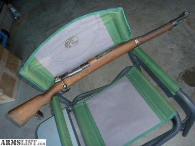 For Sale: 1944 Turkish K. Kale 8mm Mauser