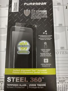 Pure.Gear Steel 360 Screen Protector