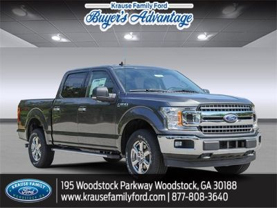 2019 Ford F-150 XLT (magnetic)