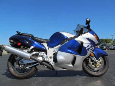 2000 Suzuki Hayabusa GSXR1300 SuperSport Motorcycles Crystal Lake, IL