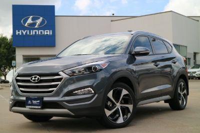 2018 Hyundai Tucson Sport (Coliseum Gray)
