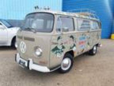 1969 Volkswagen Travel Camper