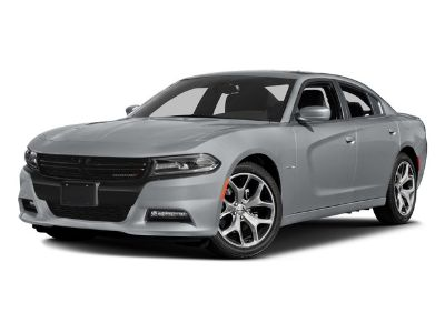 2016 Dodge Charger R/T (Bright White Clearcoat)