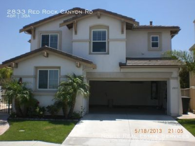 Single-family home Rental - 2833 Red Rock Canyon Rd