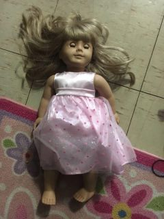 Real American girl doll from 90 s