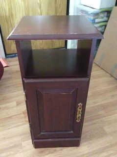 Storage/End Table