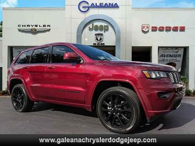 Used 2017 Jeep Grand Cherokee 4x2