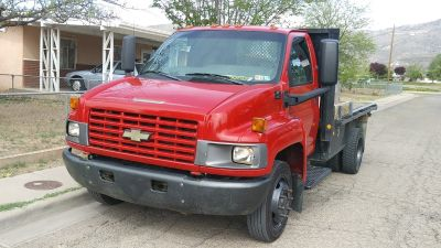 Chevrolet C-4500 12ft Stake Bed Big Block Gas