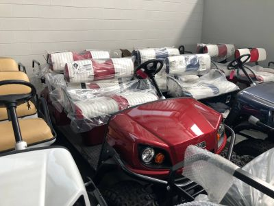2018 E-Z-Go Express S6 Gas Golf Golf Carts Lakeland, FL