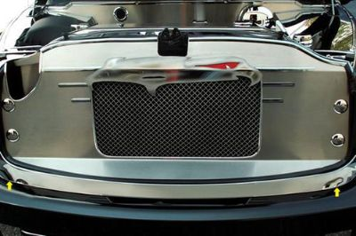 Purchase ACC 342002 - 04-05 Dodge Ram Bumper Cap Polished Truck Chrome Trim motorcycle in Hudson, Florida, US, for US $141.54