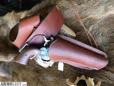For Sale: Ruger blackhawk 357 three screw flat top