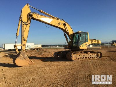 2005 (unverified) Cat 325CL Track Excavator