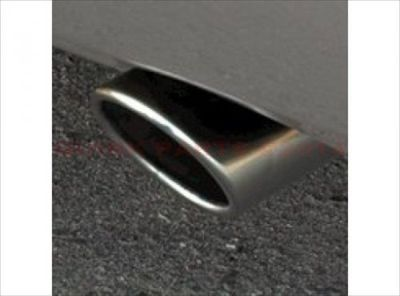 Sell 2005-2009 Ford Mustang V8 4.6L Chrome Muffler Exhaust Pipe Tips Set Of 2 OEM NEW motorcycle in Braintree, Massachusetts, United States, for US $149.88