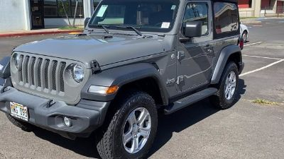 2018 Jeep Wrangler (Sting-Gray Clearcoat)