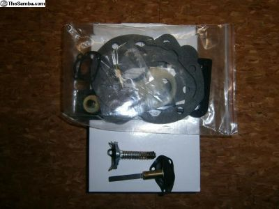 Weber Progressive/DFV/Holley5200 Carb Rebuild Kit