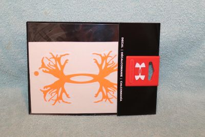 $5 NEW Under Armour decal, car, locker, window any where! Manage
