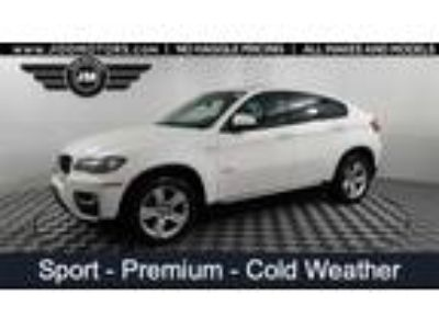 Used 2014 BMW X6 Alpine White, 31.1K miles