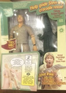 Steve Irwin Action Figure