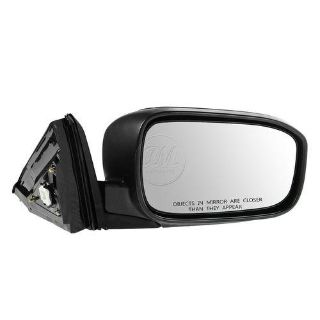 Purchase Mirror Power Heated Gloss Black Passenger Side RH for 03-07 Honda Accord Coupe motorcycle in Gardner, Kansas, US, for US $52.95