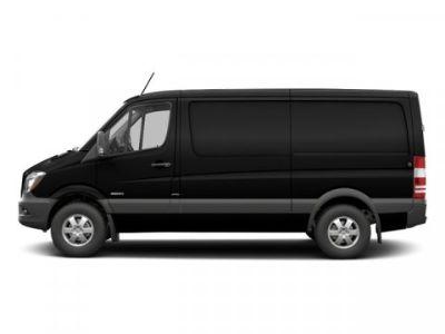2018 Mercedes-Benz Sprinter Cargo Van (Obsidian Black Metallic)
