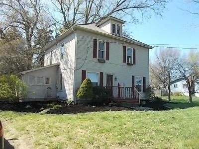 3 Bed 1 Bath Foreclosure Property in Kirkersville, OH 43033 - Outville Rd