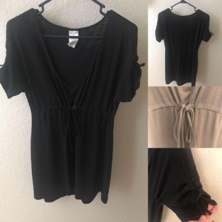 OXIDE Swimsuit Coverup Size Small