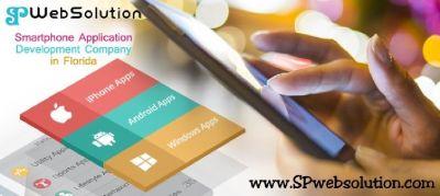 Smartphone application Development Company in Florida
