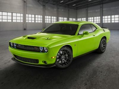 2019 Dodge Challenger R/T Scat Pack (Granite)