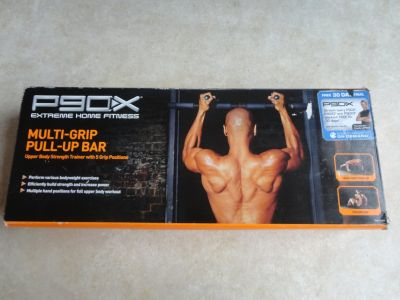 Brand New Multi-Grip Pull-Up Fitness Bar High Quality